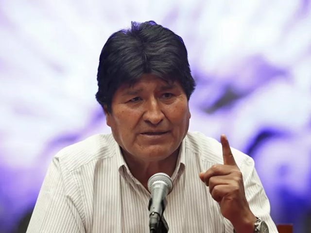 Bolivia's Interim President Calls on Morales to Testify on Alleged Molestation in Court
