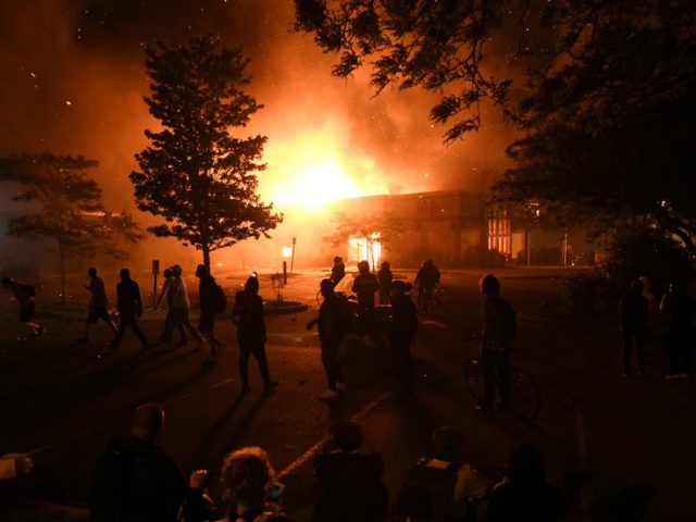 Echo of riots: 4 charged for torching Minneapolis police precinct during protests sparked by George Floyd death