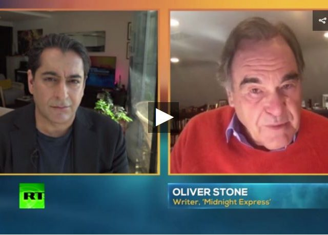 Oliver Stone on Trump vs Biden, US imperialism in Latin America, and overcoming his troubled past