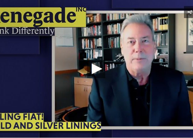 Failing fiat! Gold and silver lining
