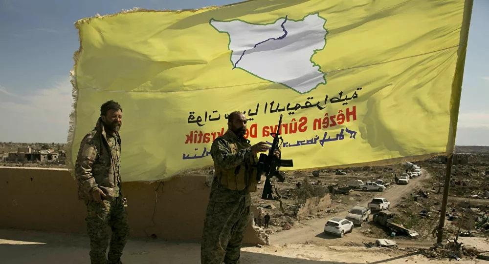 Kurdish militant groups5