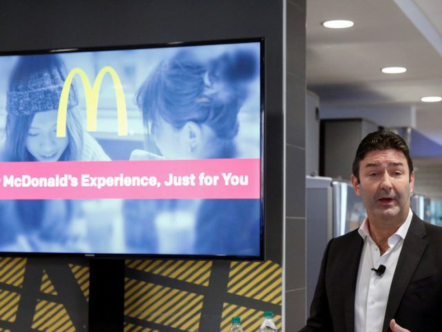 McDonald's sues ex-CEO over CONSENSUAL flings: A virtue-signalling distraction for firm plagued with sex harassment probes?