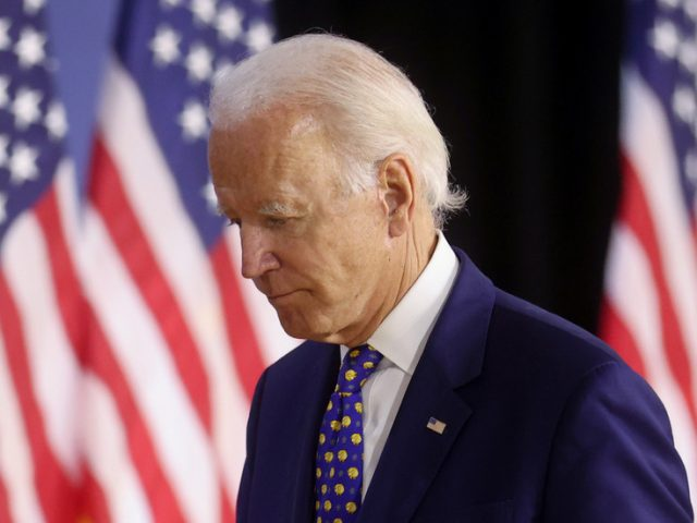 Most US voters don't think Biden will be able to finish his full four-year term if elected president – poll
