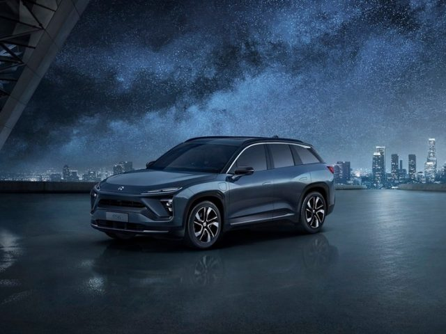 Chinese electric car maker Nio ready to challenge Tesla in major global markets