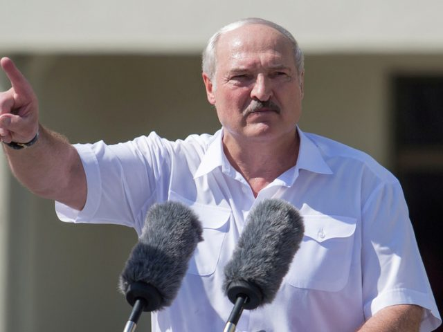 Lukashenko calls Belarus protests 'Color Revolution,' accuses foreign countries of meddling