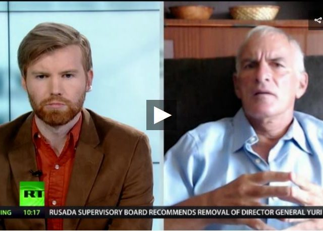 Israel's crimes against humanity with Norman Finkelstein