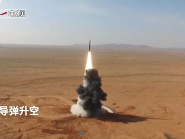 Photos: China Tests 'Carrier Killer' Ballistic Missile as US Fires Off Minuteman III ICBM