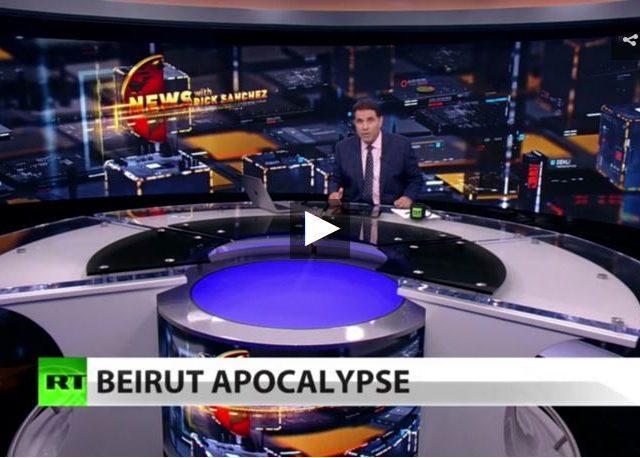 Beirut explosion: Missile strike, negligence, or sabotage? (Full show)