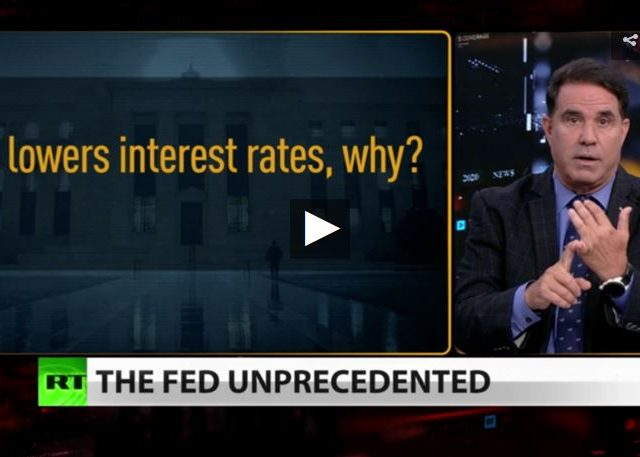 Shocker: The Fed is now printing money for entire world (Full show)