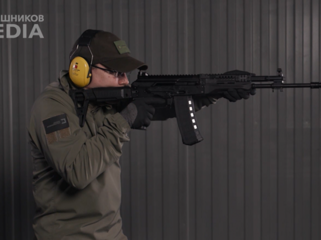 The AK-19: Kalashnikov announces new lightweight assault rifle to be presented at military expo