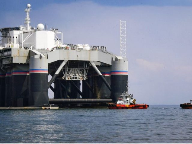 Russia has the world's ONLY floating cosmodrome. And it may be back in business!