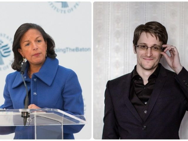 'This is who you are now, GOP': Obama security advisor Rice freaks out over Snowden pardon idea, is roasted for right-wing stance