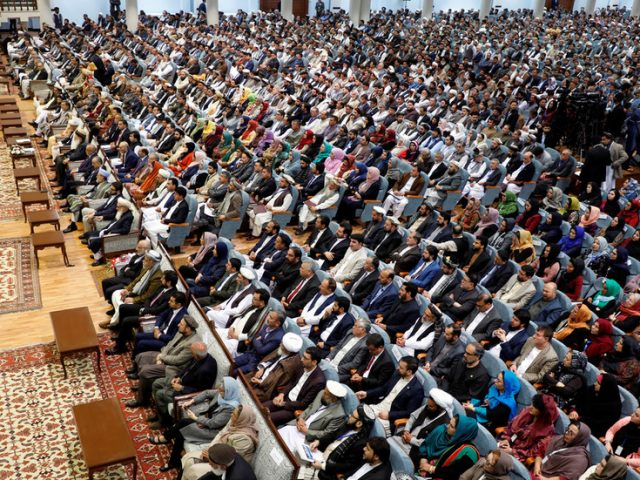 Afghanistan convenes grand assembly of elders on Friday to decide fate of Taliban prisoners