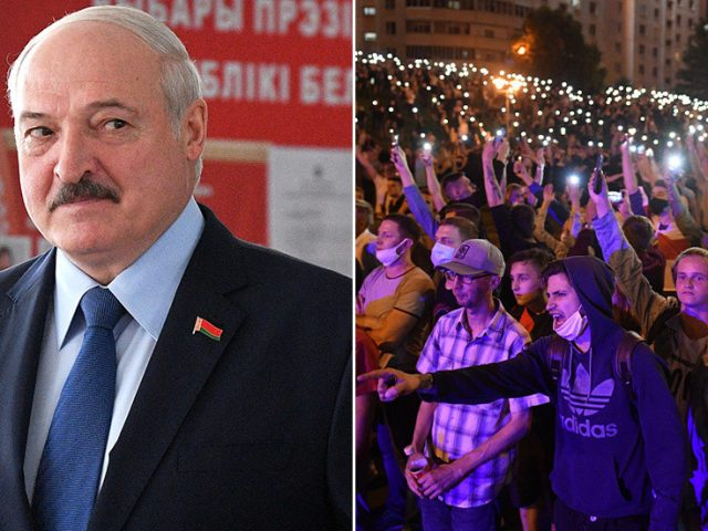 Belarusian protesters commanded from abroad, including Poland, UK & Czech Republic – President Lukashenko