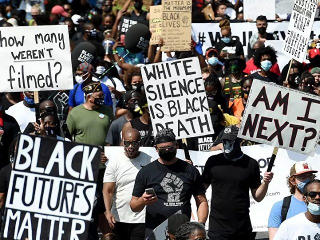 Videos: Thousands Demand Justice, Reform on 57th Anniversary of March on Washington