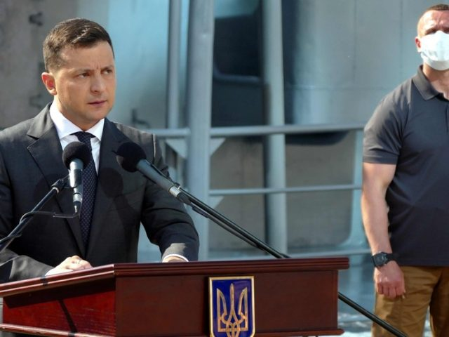 A scientific power in Soviet times, today's Ukraine incapable of making own Covid-19 vaccine, says Zelensky