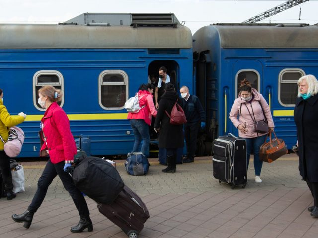 After Ukrainian journalist beaten & sexually assaulted in front of her young son on train, Kiev will place guards on services