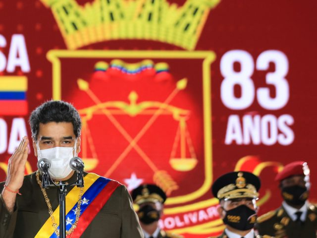 'I'm going to set an example': President Maduro vows to be 1st Venezuelan to take Russian Covid-19 vaccine