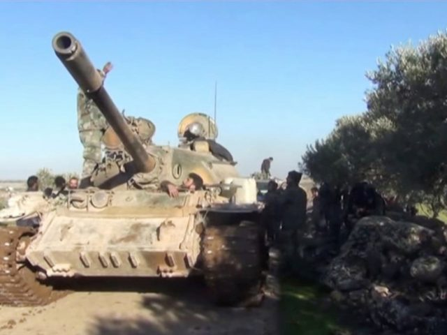 US imposes sanctions on Syrian military commanders & officials 'for their efforts to prevent a ceasefire'