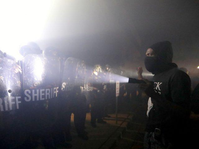 125 National Guard troops deploying to Kenosha following rioting & looting over police shooting