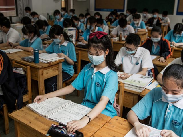 China's Wuhan to reopen schools, but remains ready to revert to online teaching if Covid-19 spreads