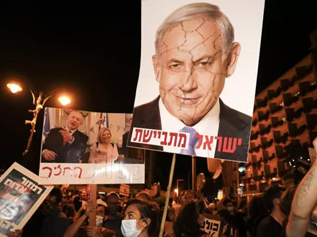 New Election Looming? Tweeps Divided Over Attitude Towards Netanyahu Amid Anti-Government Protests