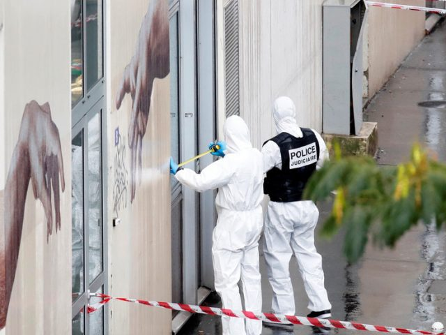 Attack outside former Charlie Hebdo office in Paris 'clearly act of Islamist terrorism' – French interior minister