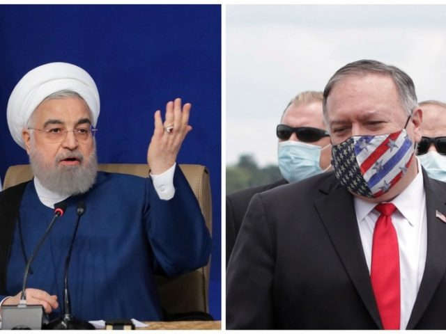 Rouhani calls Pompeo 'minister of crimes', dubs renewed US sanctions 'savagery' against Iranians amid Covid-19 pandemic
