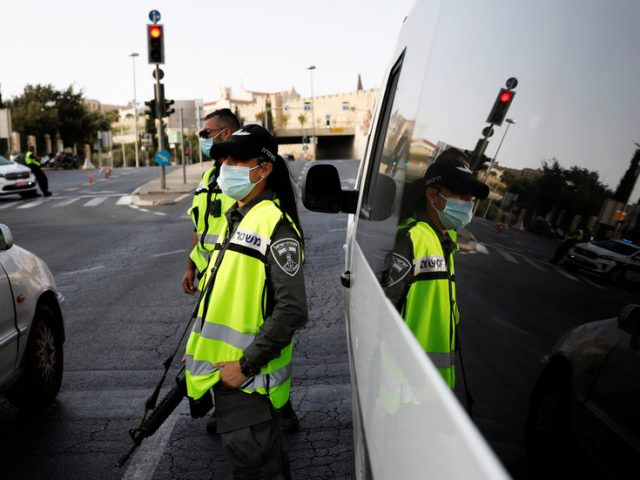 Israel becomes 1st country to start a 2nd NATIONWIDE lockdown over coronavirus