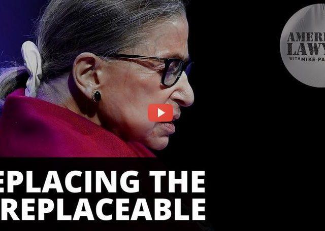 RBG's passing: a bipartisan rallying call?