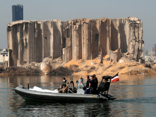 TONS of ammonium nitrate discovered at Beirut port weeks after same substance sparked devastating blast