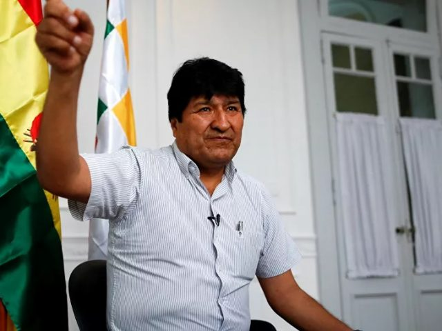 Bolivia Gives Ex-President Morales 10 Days to Testify in Court Amid Probe Into Electoral Fraud