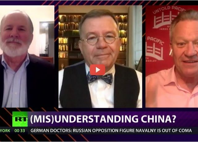 CrossTalk, Quarantine Edition: (Mis)understanding China?