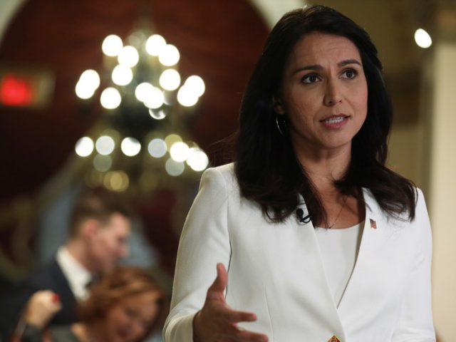 Tulsi Gabbard goes OFF MESSAGE from fellow Dems again, introduces bipartisan bill to deter fraud with mail-in ballots