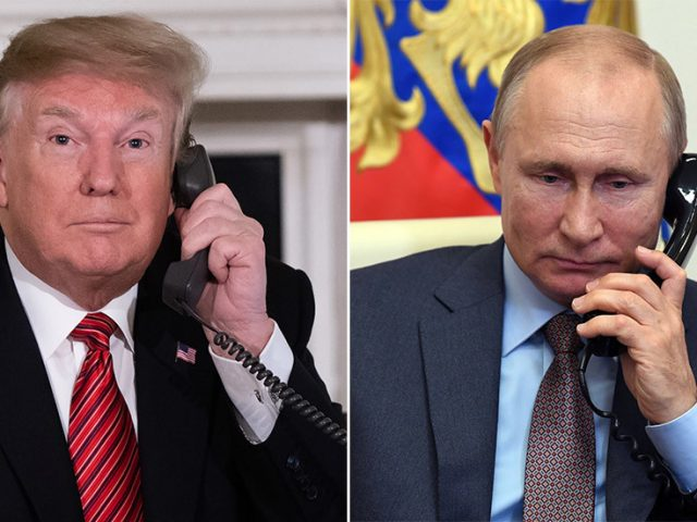Trump & Putin may have spoken for last time: No plans for leaders to meet or speak before November US election, Kremlin says