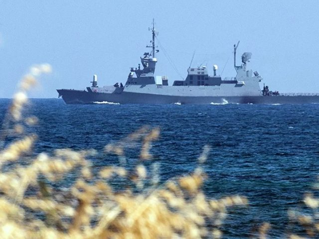 Israel Successfully Tests New Sea-to-Sea Missile System, Army Says