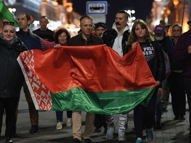 'Provocative & unacceptable': Minsk says Lithuania's recognition of Tikhanovskaya as Belarusian president breaks international law