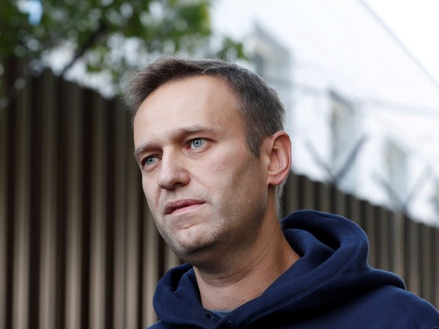 Navalny aides rubbish sensationalist Der Spiegel/Bellingcat article that claims new security fears for 'recovered' activist