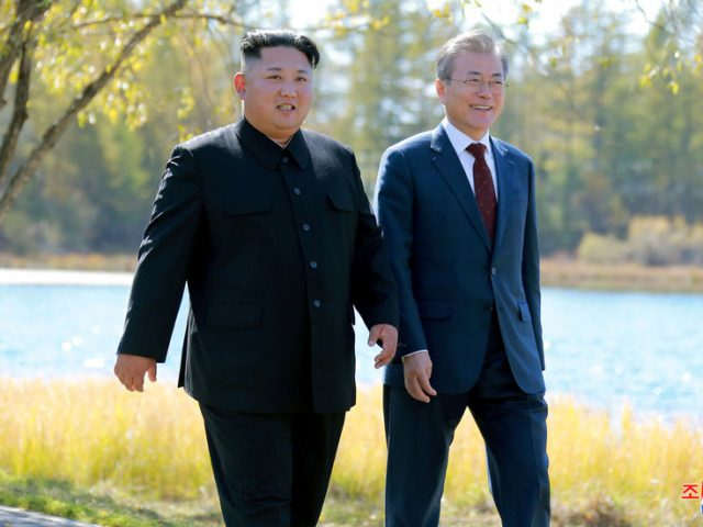 President Moon expresses hope for rebooting dialogue with Pyongyang after 'unfortunate' killing of South Korean official