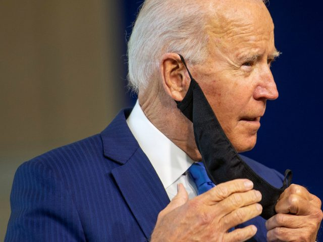 Biden claims 200 MILLION Americans will die of Covid-19 'by the time I finish THIS TALK'