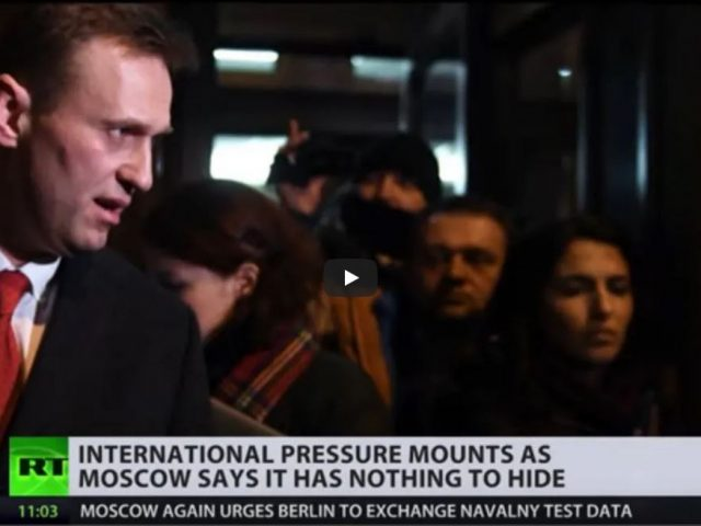 Navalny case | Kremlin urges data exchange, says it has not seen poison proof