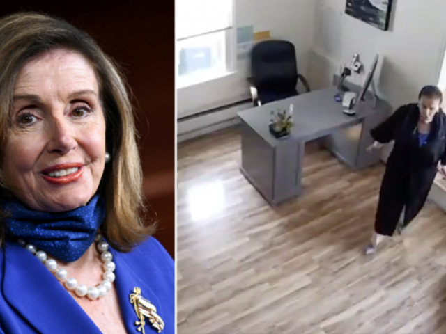 'Different rules for different folks': Nancy Pelosi caught getting hair done in closed salon amid Covid-19 restrictions