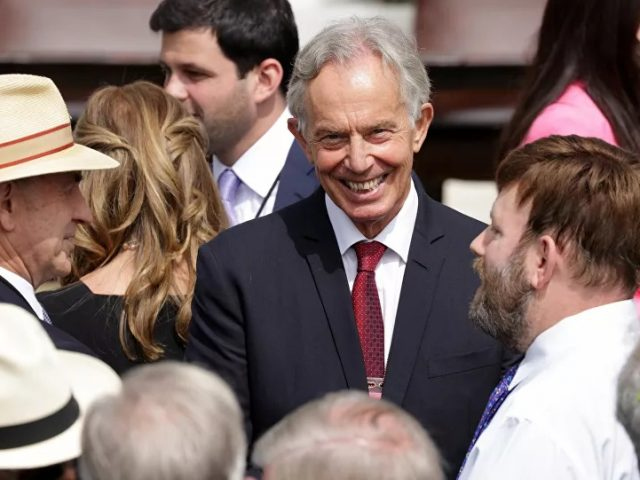 Tony Blair Says New 'Generation of Palestinian Politicians' Needed for Peace With Israel
