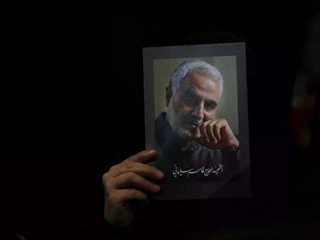 Iran's Revolutionary Guard Chief Vows to 'Hit' Those Responsible For Soleimani's Death