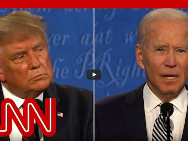 Replay: The first 2020 presidential debate on CNN