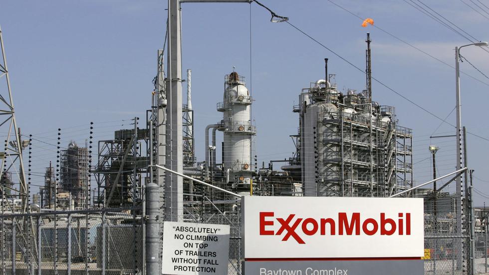 US oil major Exxon Mobil signaled
