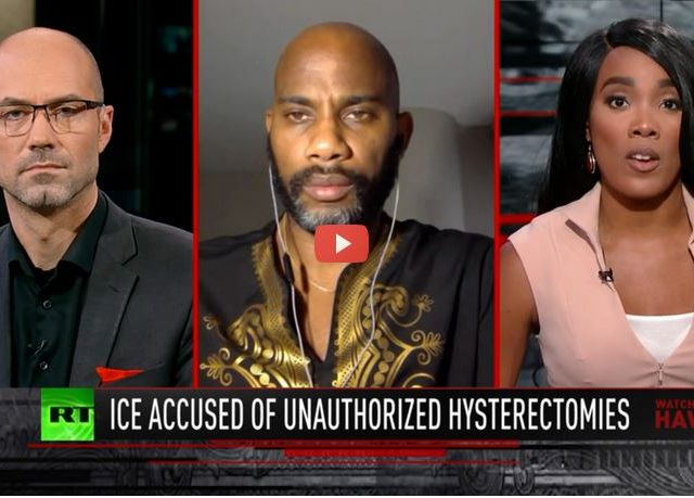 $2 trillion in laundered money & immigration whistleblower alleges widespread hysterectomies