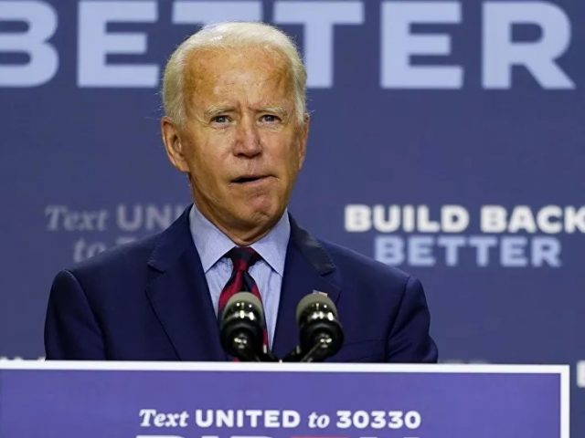 With Pants Down: Did Joe Biden Accidentally Prove He Used Teleprompter for 'Spontaneous' Interviews?