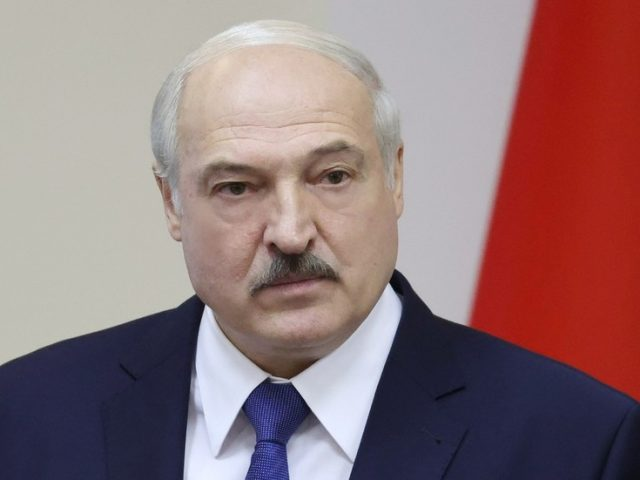 Lukashenko has no intention of leaving office, says eventual change of power in Belarus won't come from street protests