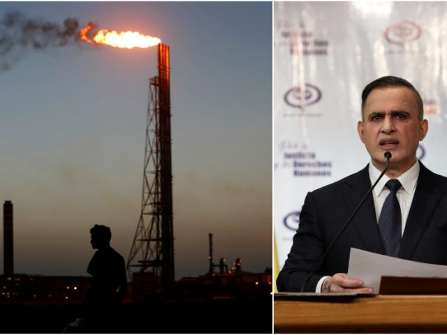 American 'spy' charged with TERRORISM in Venezuela over alleged conspiracy to sabotage oil refineries, power plants